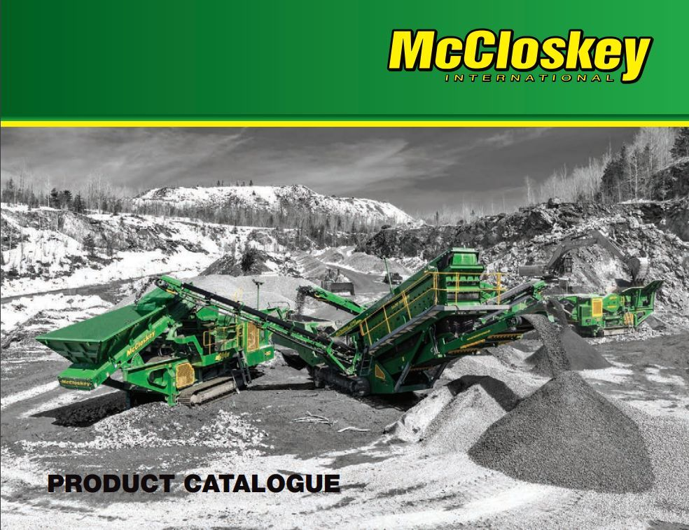 McCloskey Brochure
