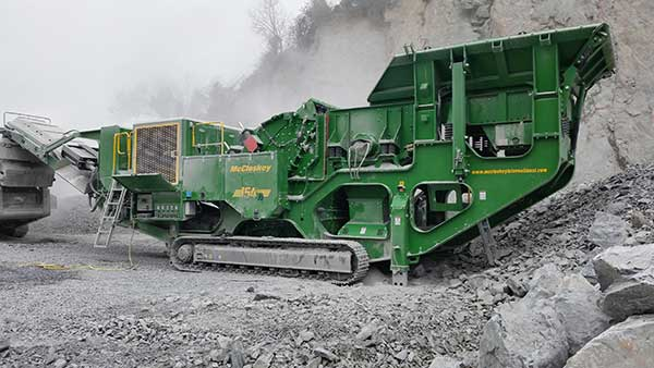 High Performance Impact Crusher by McCloskey International