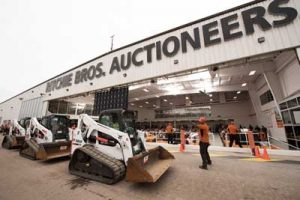 Ritchie Bros. set for record-breaking Phoenix auction