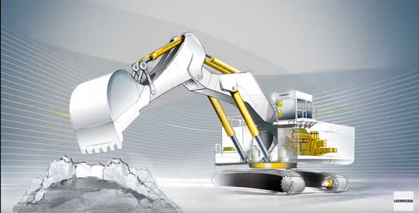 Liebherr: Components for Mining Applications