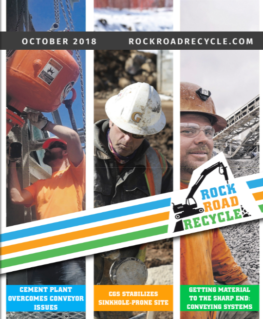 ROCK ROAD RECYCLE October 2018