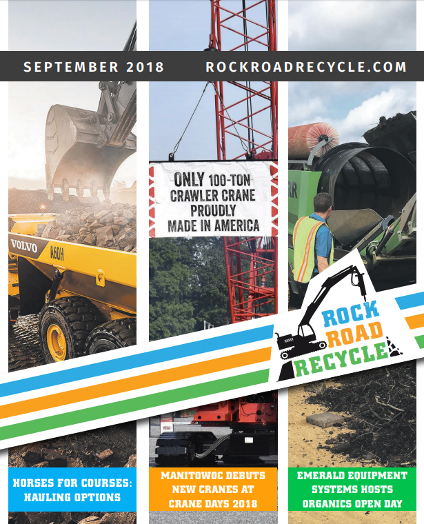ROCK ROAD RECYCLE September 2018