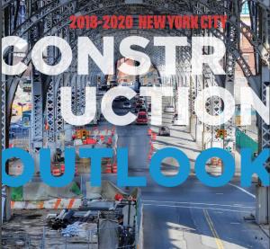 New York Building Congress' Construction Outlook 2018-2020
