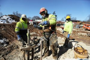 CGS stabilizes sinkhole-prone site with compaction grouting