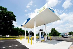 Trillium opens its fourth public CNG Location for Pennsylvania Department of Transportation in Indiana County