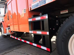 Organizations nationwide push for truck side guards for safety