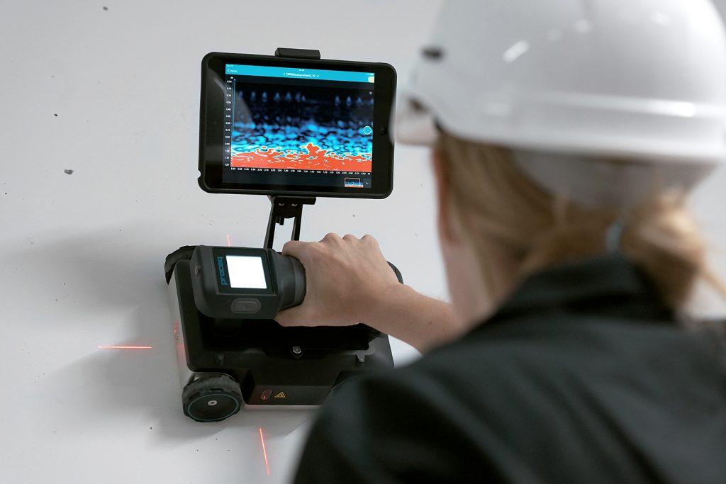 Proceq launches ultra wideband GPR (Ground Penetrating Radar) in U.S.