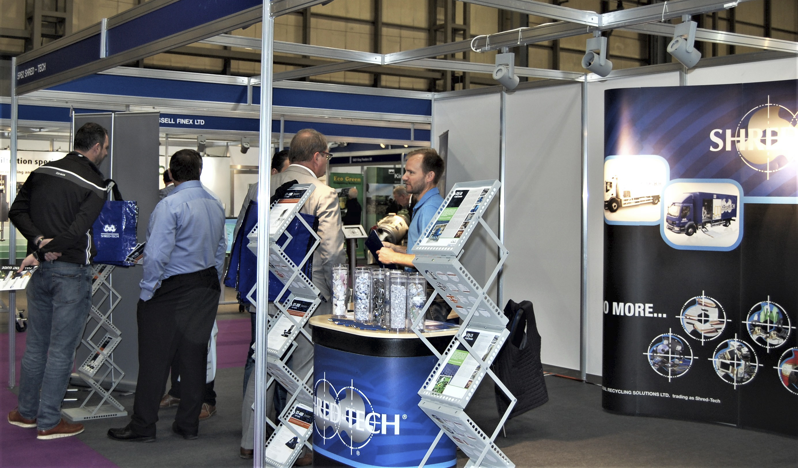 Recycling And Waste Handling Solutions In Focus At Rwm 2018 Rock Molded Circuit Board Equipment Buy Magnetic Separators Given The Amount Of Metal Often Found Concrete Other Construction Materials Which Has Been A Problem Processing Cd