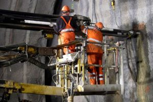 Underground  equipment technology takes tunneling  to new levels