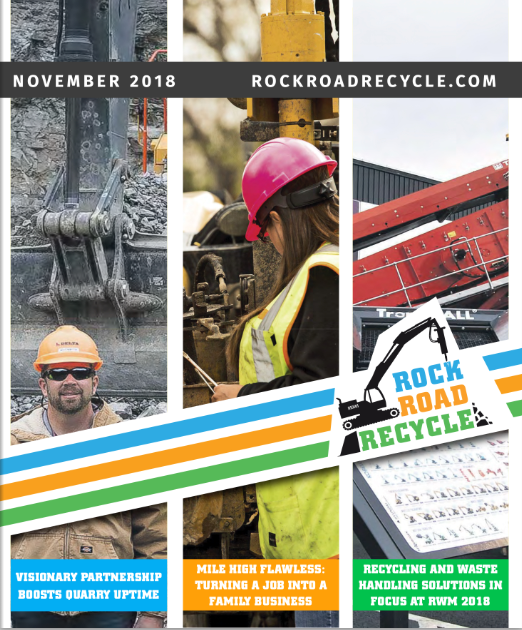 ROCK ROAD RECYCLE November 2018