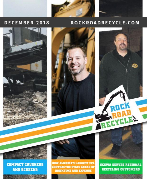 ROCK ROAD RECYCLE December 2019