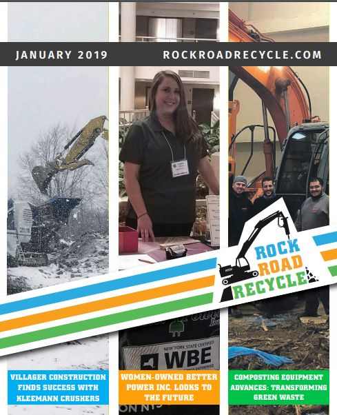 ROCK ROAD RECYCLE January 2019