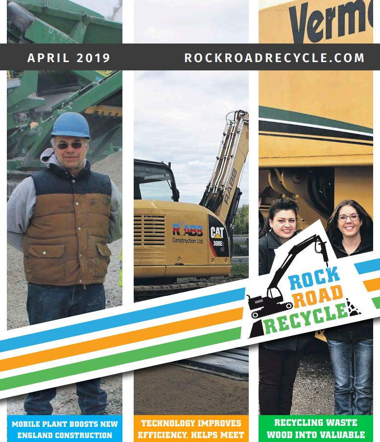 ROCK ROAD RECYCLE April 2019
