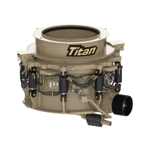 Telsmith introduces Titan™ Series cone crushers