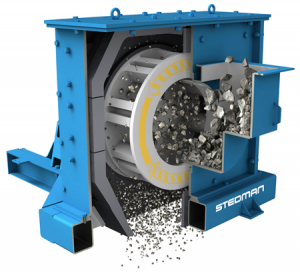 Single-row cage mills ideal for beneficiation
