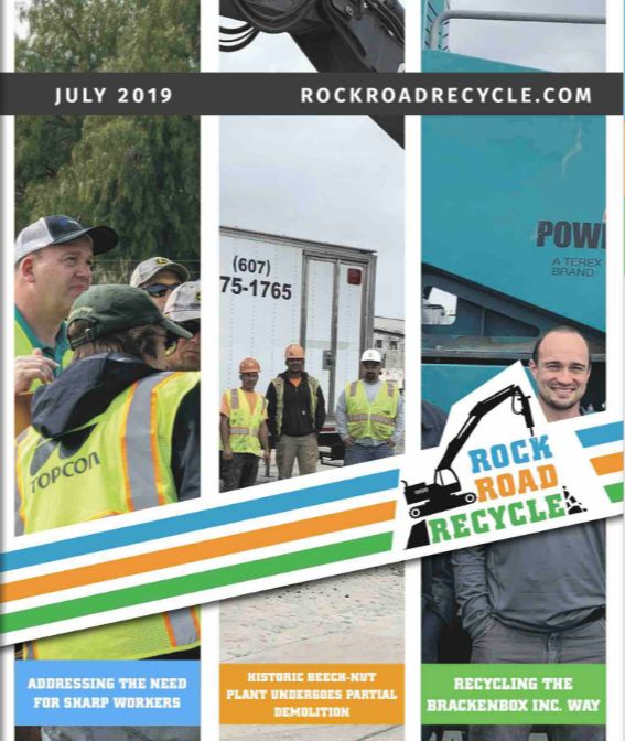 ROCK ROAD RECYCLE July 2019