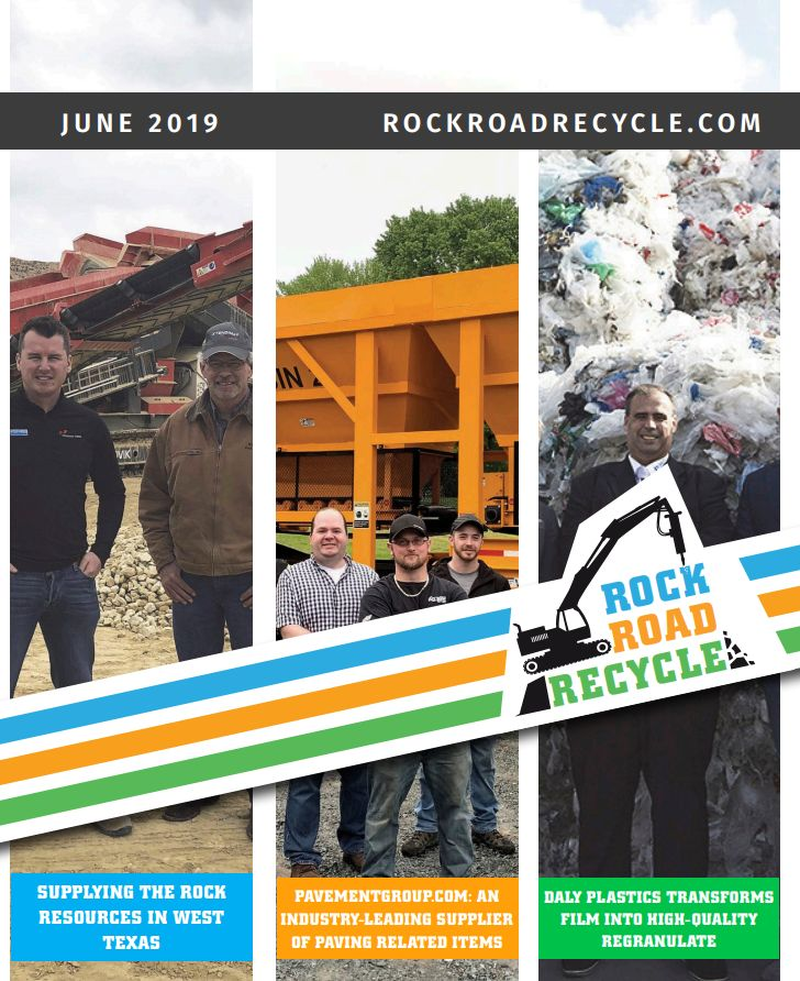 ROCK ROAD RECYCLE June 2019