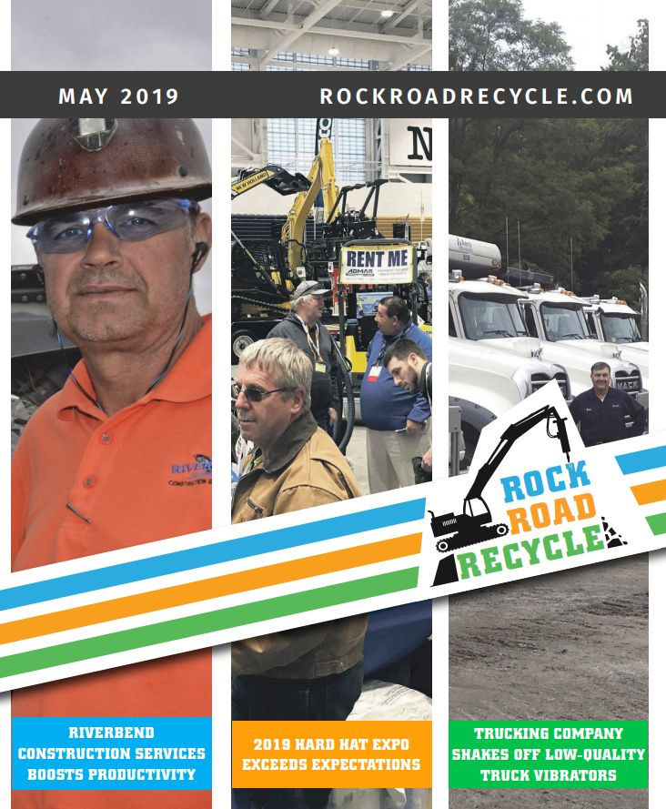 ROCK ROAD RECYCLE May 2019
