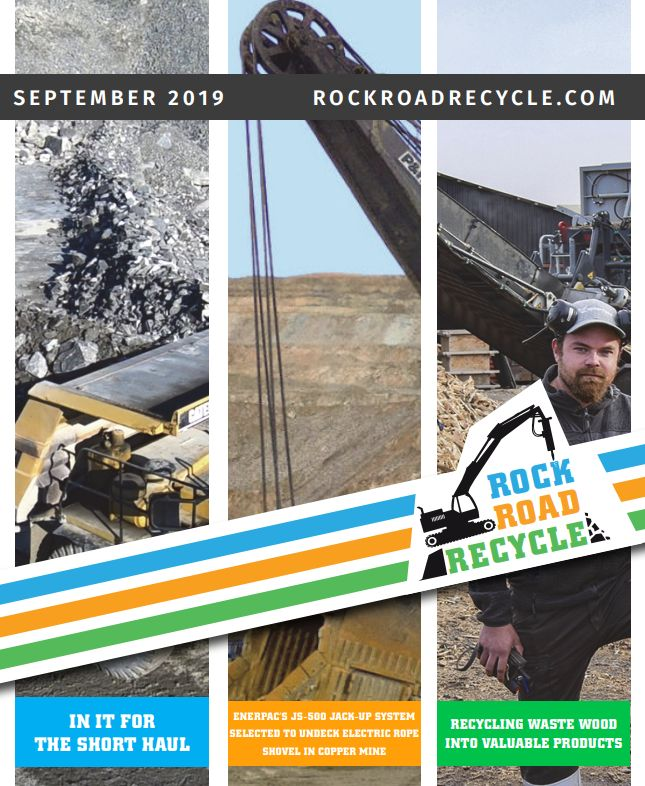 ROCK ROAD RECYCLE September 2019
