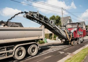 Paving the way for asphalt recycling  and reclamation