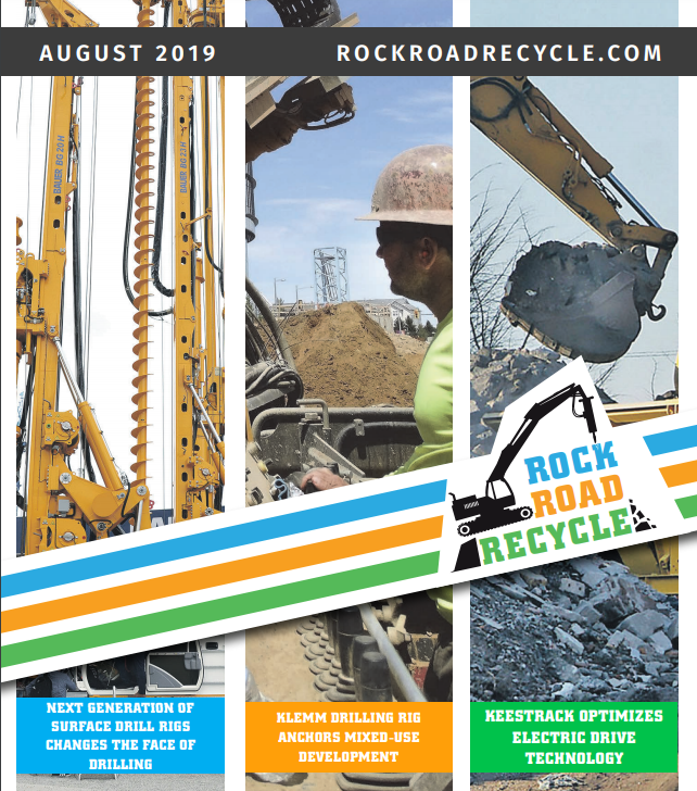ROCK ROAD RECYCLE August 2019