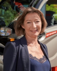 Elisabeth Ausimour named  president of the Material Handling & Access division