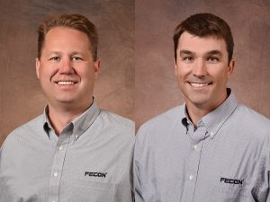 Fecon announces new personnel