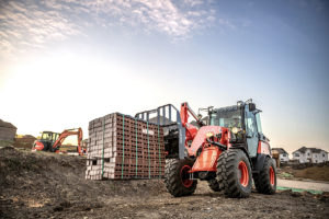 Kubota updates wheel loader lineup with new R540, R640 models