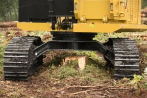 New CAT® next generation 538 forest machines