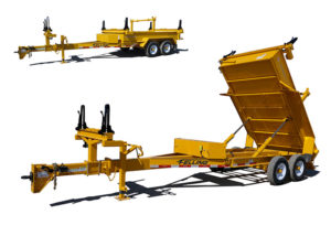 Felling Trailers Expands Utility-Based Product Line with PCD