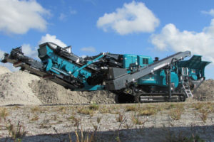 New Chieftain 1500 from Powerscreen