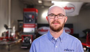 Joey Ward named AEC Sales Director