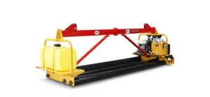 Allen Engineering introduces new Triple Roller Tube Paver to paving offering
