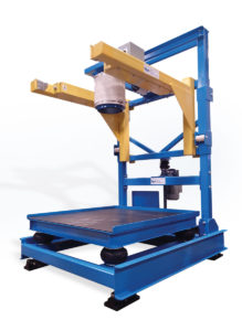 Bulk bag fillers from BPS  offer high accuracy, low maintenance