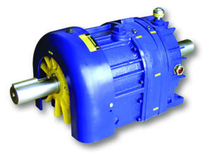 Fan Cooled Posidyne® clutch/brakes provide precise positioning in harsh environments