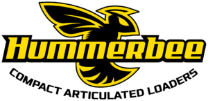 Hummerbee adds new Compact Articulated Loader to its line of Rough Terrain Equipment