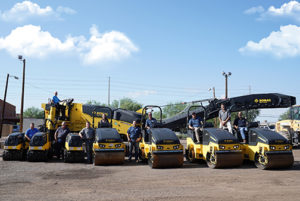 BOMAG Americas & Road Machinery expands coverage in Arizona