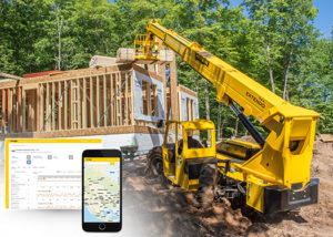 Pettibone launches X-Command® Telematics  for telehandlers, Cary-Lift and Speed Swing
