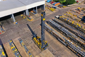 Epiroc introduces the Pit Viper 291 blasthole drilling rig