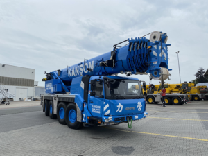 Kanson adds three new Grove GMK4100L-1 cranes to Hong Kong fleet after positive experience with predecessor